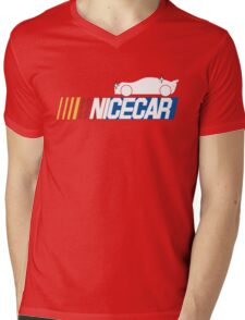Nice car  Mens V-Neck T-Shirt