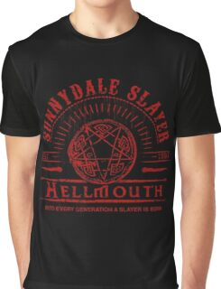 Hellmouth Graphic T-Shirt