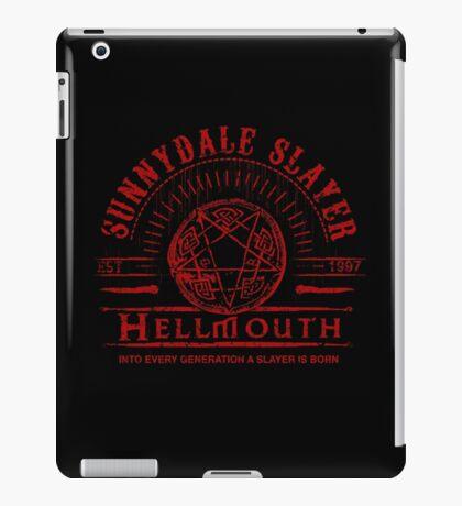 Hellmouth iPad Case/Skin