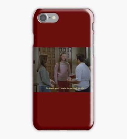 milly//freaks and geeks iPhone Case/Skin