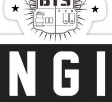 FANGIRL BTS Sticker