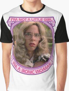 bionic woman Graphic T-Shirt