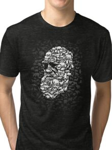 Darwin; Endless Forms Tri-blend T-Shirt