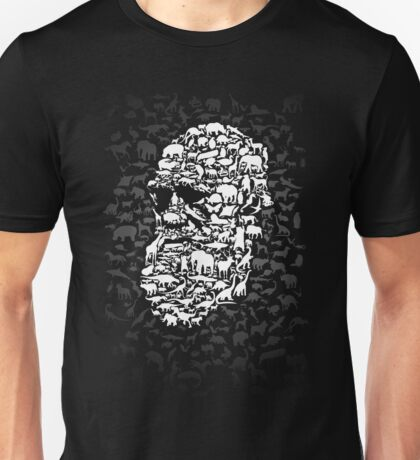 Darwin; Endless Forms Unisex T-Shirt