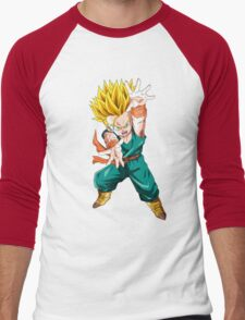 Trunks Super Men's Baseball ¾ T-Shirt