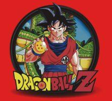 Goku - Dragon ball One Piece - Short Sleeve