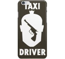 Classic Movie : Taxi Driver iPhone Case/Skin