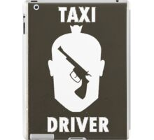 Classic Movie : Taxi Driver iPad Case/Skin