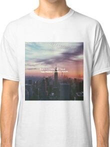 Taylor Swift Welcome to New York Lyric Classic T-Shirt
