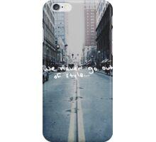 Taylor Swift Style Lyrics iPhone Case/Skin