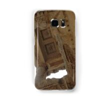 Carved Ceiling of Rosettes and Garlands Ephesus Turkey Samsung Galaxy Case/Skin