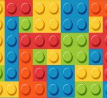 Lego Pattern Sticker