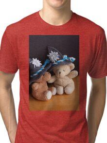 Bear's Alpin Holidays Tri-blend T-Shirt