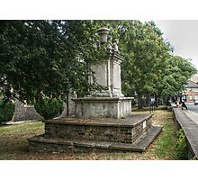 St Mary Magdalene Church Monument Photographic Print