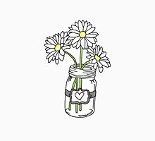 Mason Jar with Sunflowers Unisex T-Shirt
