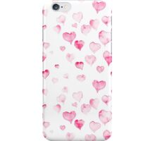 Valentine's sweet heart iPhone Case/Skin