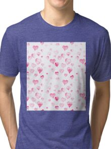 Valentine's sweet heart Tri-blend T-Shirt