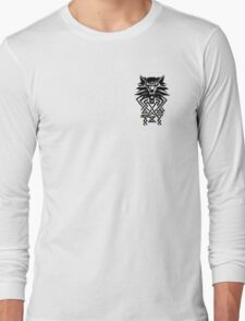 Witcher Medallion Long Sleeve T-Shirt