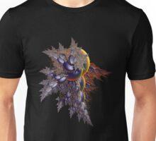 Autumn Fractal Design Unisex T-Shirt