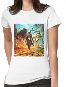 Devil May Cry 5 - Dante Womens Fitted T-Shirt
