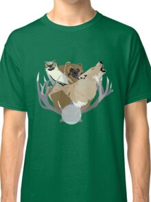 Forest Animals Classic T-Shirt