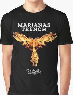 marianas trench wildfire Graphic T-Shirt
