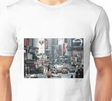 Time Square NY-City Unisex T-Shirt