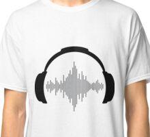 DJ Headphones Classic T-Shirt