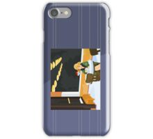 Automat by Hopper iPhone Case/Skin