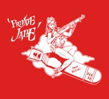 Private Jane Baby Tee