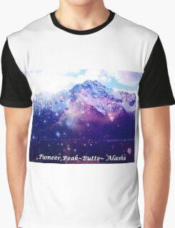 Pioneer Peak Graphic T-Shirt