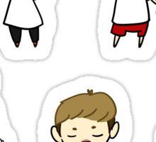 BTS Chibi Sticker