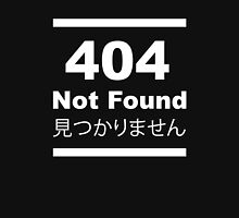 404 Not Found - 見つかりませ/レ Unisex T-Shirt