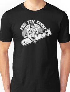 Four Fan Fanny Unisex T-Shirt