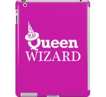 QUEEN WIZARD iPad Case/Skin