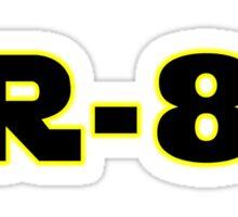 TR-8R  Sticker