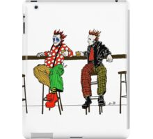 Butch never thought he'd meet his real father... iPad Case/Skin