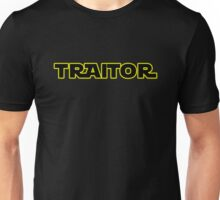 Traitor Unisex T-Shirt