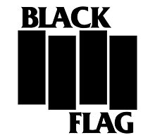 Black Flag Dope Logo by manekineko58