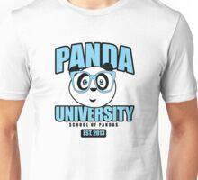 Panda University - Blue Unisex T-Shirt