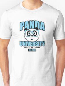 Panda University - Blue T-Shirt