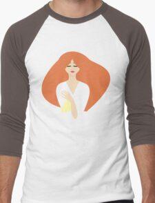 I Can Be Brave Men's Baseball ¾ T-Shirt