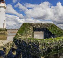 Perch Rock Lighthouse Sticker