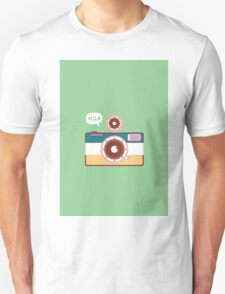 say hello to camera T-Shirt