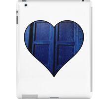 Doctor Who Tardis Heart iPad Case/Skin