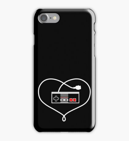 Love NES iPhone Case/Skin