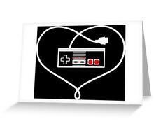 Love NES Greeting Card