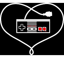 Love NES Photographic Print
