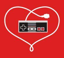 Love NES by teesandlove