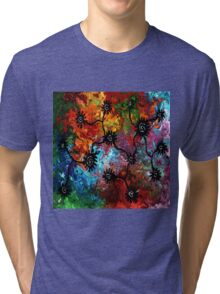 Connections by rafi talby Tri-blend T-Shirt